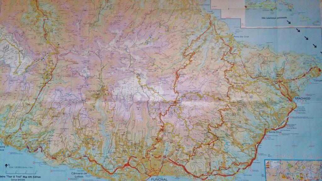 Kart Madeira
