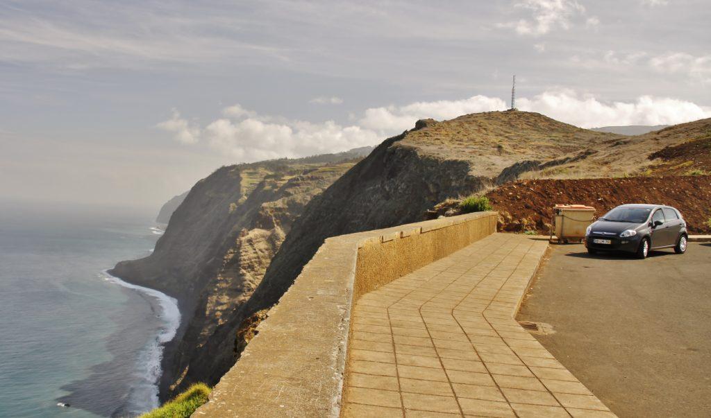 Utsikt fra fyrtårnet