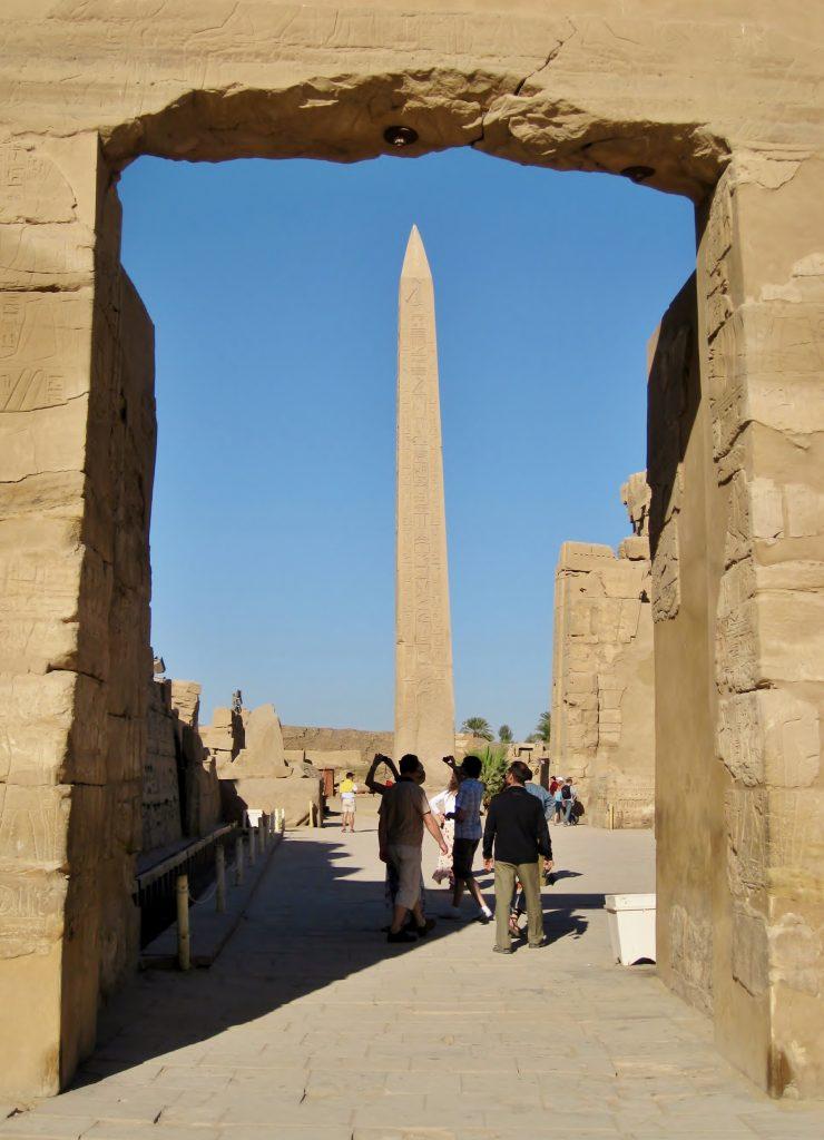 Obelisk Karnak