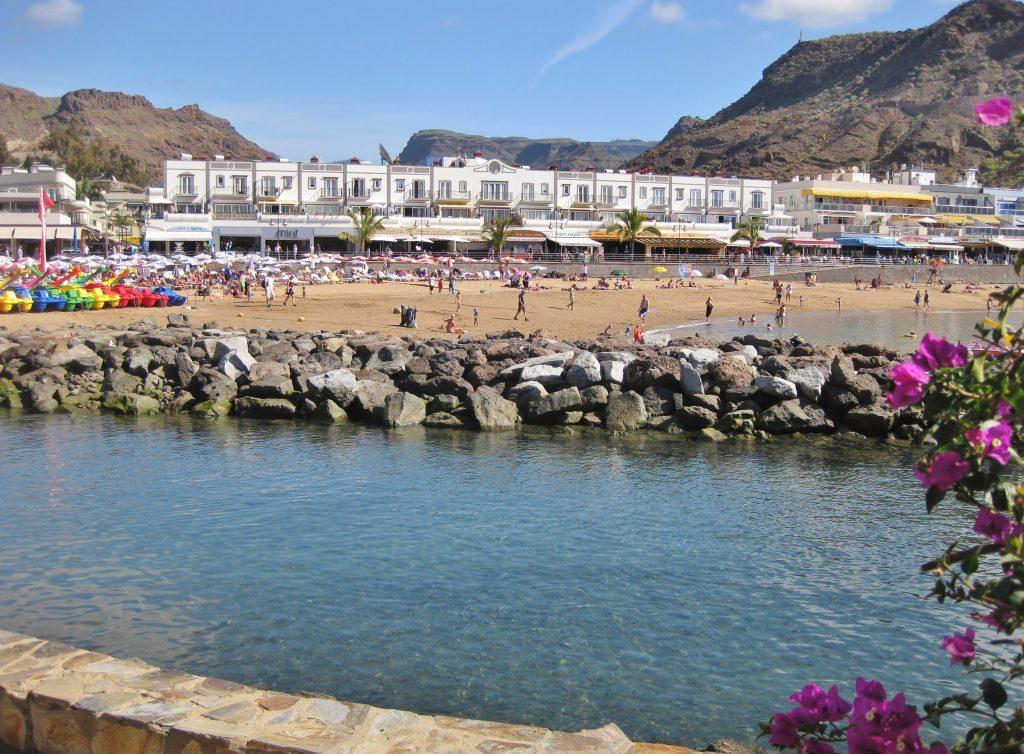 Stranda Puerto de Mogan