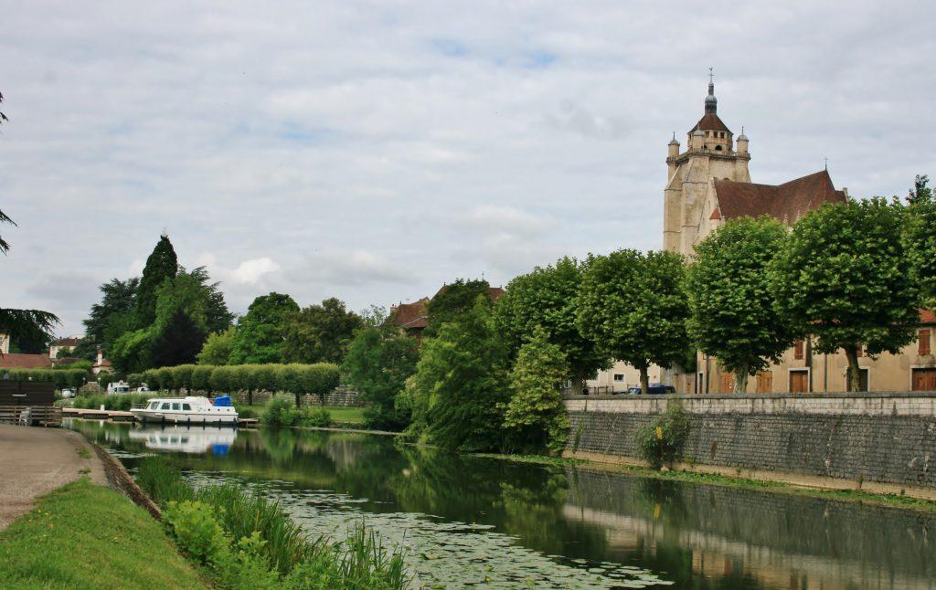 Kanal Dole Frankrike